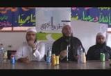 ندوة الشيخ احمد جلال والشيخ هاني حلمي بخدمة اجتماعية بنها