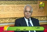 لقاء خاص مع وزير النقل الدكتور جلال مصطفى سعيد(19/2/2012) مع الشباب