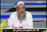 لقاء د/ ياسر برهامي مع خيري رمضان على قناة سي بي سي