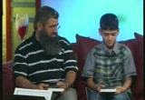 لقاء مع اسره من تركيا -الجزء الثاني من القرآن الكريم -نور الدار