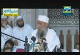 رؤية النبي - صلى الله عليه وسلم - ( 1-8-2012 ) وقال المحدث
