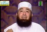 تفاعل الملائكة مع بعض الصحابة (13/8/2012) كرامات الصالحين