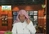 رفقه صل الله عليه وسلم وتعريضه بالكلام (  3/8/2012 )إنك لعلى خلق عظيم