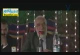 كلمة الشيخ محمد حسان والشيخ عمر عبد الكافى فى افتتاح معهد اعداد الدعاة ج 2( 4/10/2012 ) فى بيوت الله