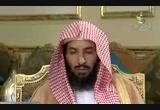 كتاب الزكاة _ حكم إخراج زكاة الفطر بعد صلاة العيد (8/11/2012) تيسير الفقه