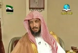 حكم ما يصنع المصلي تجاه ما يعرض له أثناء الصلاة (4/12/2012) تيسير الفقه