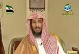 ما يُسن فعله للمصلي قبل الصلاة وأثنائها (10/12/2012) تيسير الفقه