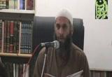 الباب السادس المسح علي الخفين(الفقه الميسر5)محاضرات تمهيدي معهد الفرقان