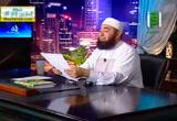 النبي صلى الله عليه وسلم ورحلةأرواح المؤمنين( 25/12/2012)ليله في بيت النبي