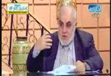 حول اقتراب انتخابات مجلس النواب مع الكاتب محمد عباس(10-1-2013)ثقوب الذاكرة