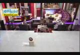 رحمة النبى صلى الله عليه وسلم ( 24/1/2013 ) لقاء خاص فى افتتاح قناة امجاد