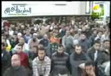 خطبة لفضلة الشيخ محمد حسان -أحداث بورسعيد