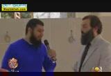 زيارة الى قلعة قيتباى ،ولقاء مع د/احمد القريعى ، ماهى فترة المراهقة ( 8/2/2013 ) على نار هادية