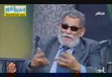 لقاء مع د / حسين حامد حسان والتكلم عن الاقتصاد الاسلامى والصكوك الحالية (15/3/2013) على نار هادية