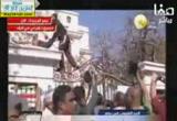 حول تراجع الرئيس مرسي عن وعده بعدم وضع يده في يد إيران(6/4/2013) مرصد الأحداث