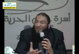ندوة د حازم شومان بكلية طب المنصورة