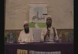 ندوة الشيخ هاني حلمي والشيخ عبد الرحمن الصاوي بهندسة بنها