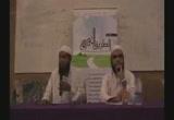 ندوة الشيخ عبد الرحمن الصاوي و الشيخ هاني حلمي بهندسة بنها