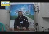 ندوة د حازم شومان بمسجد المصطفى بقويسنا