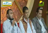 دور الإعلام العلماني في اثارة الفتن ولقاء مع أ خالد عبد الله(9-5-2013)مع الشباب