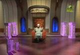 دليل الإيمان أو الكفر ( 16/7/2013)كلامك عنوانك