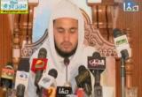 متسابق من باكستان ( 28/7/2013) مسابقة ليبيا الدولية لحفظ وتجويد القرآن الكريم