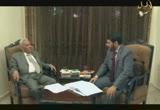 لقاء مع الشيخ عبد الرزاق عبد الواحد5( 25/7/2013) سيرة أدبية 3