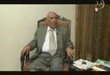 لقاء مع الشيخ عبد الرزاق عبد الواحد6( 26/7/2013) سيرة أدبية 3