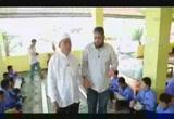 حفظ القرآن في أندونسيا ( 25/7/2013)مسافر مع القرآن (2)
