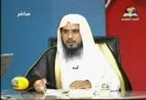 الدرس (34) باب من يجوز دفع الزكاة إليهم ومن لايجوز  فضيلة الشيخ/ سعد بن تركي الخثلان