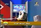 الدرس (38) تتمة باب ما يفسد الصوم  فضيلة الشيخ/ سعد بن تركي الخثلان