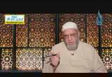 تتمة الشروط: النية _ أركان الصلاة (2/11/2013) صفة صلاة النبي