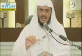 الدرس التاسع ج1 - سورة الفاتحة 7 ( 1/11/2013) التعليق على تفسير البيضاوي