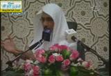 سورة محمد من 13:7 (17/11/2013) إشراقات قرآنية (جزء الأحقاف)
