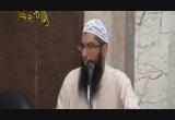 سلسلة كيف تتلذذ بقراءة القرآن ، الدرس الثاني ( الشيخ احمد الطوخي مسجد الجمعية الشرعية بالمنصورة )