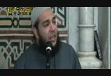 فضل مجالس العلم ( الشيخ أحمد جلال ) حفل توزيع جوائز دورة جدد ايمانك 10-12-2013