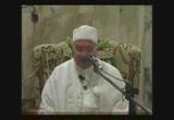 مظاهر ضعف الإيمان (8-9-2011)