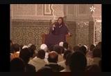 (87)(إنكارعمر على ترك فريضة التهجير وفريضة الغسل يوم الجمعة )شرح الموطأ للإمام مالك