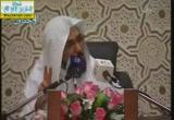 سورة الأحقاف من الآية ( 31) ( 19/3/2014) إشراقات قرآنية (جزء الأحقاف)