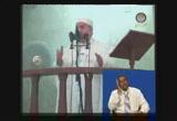 خ 1: حقائق حول الاحتفال بالمولد النبوي الشريف ـ خ2 : أصل الدين معرفة الله (5-3-2010)