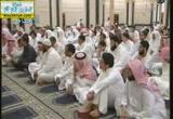سورة محمد من الآية (37)( 28/3/2014) إشراقات قرآنية (جزء الأحقاف)