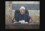 تفسير الآية 10، تمكين الإنسان في الأرض (25-12-2006)