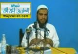 نصيحة من الشيخ هاني حلمي للمواقع الإسلامية والمنتديات