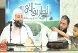 (  رَجُلٌ يَسْعَى ) الجمعة 13-6-2014 د.حازم شومان و الشيخ أمين الأنصاري